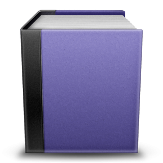 Violet Book Icon SomeBooks Icons SoftIconsm PNG images
