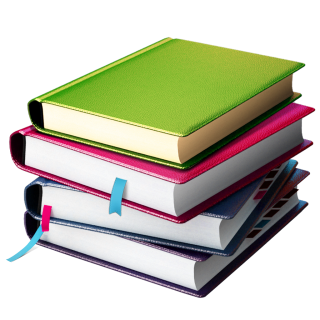 Book Stack Png PNG images