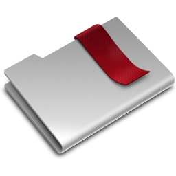 Icon Bookmarks Library PNG images
