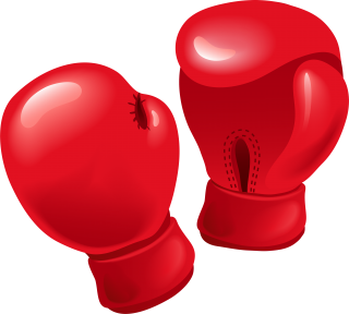Red Boxing Gloves Png PNG images