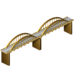 Bridge Icon Transparent Bridge Png Images Vector Freeiconspng