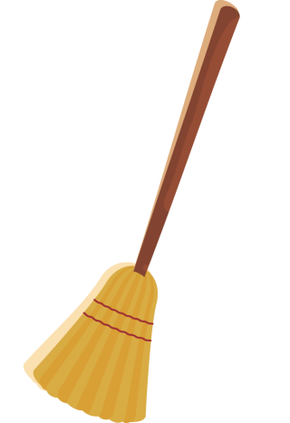 Broom Background PNG images
