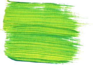 Green Paint Brush Stroke Picture PNG images