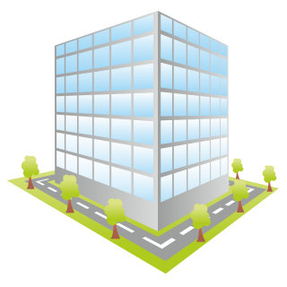 Building Vector Icon PNG images