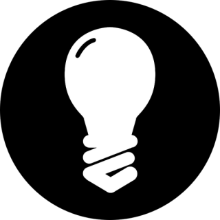 Bulb Off Vector Drawing PNG images