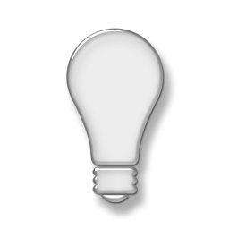 Free Svg Bulb Off PNG images