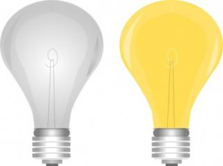 Bulb Off Vector Free PNG images