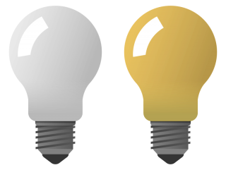 Light Bulb On Off Icon PNG images