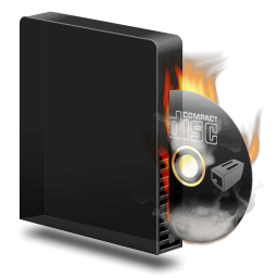 Burn Disk Drawing Icon PNG images