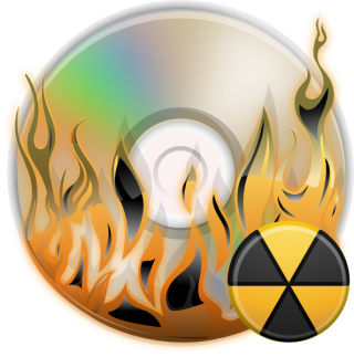 Files Free Burn Disk PNG images