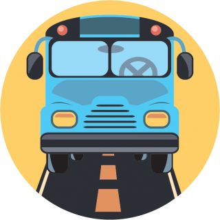 Icon Bus Driver Size PNG images