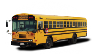 Old School Bus Png Transparent PNG images