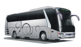 Silver Bus Png Image PNG images
