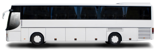 White Bus Png PNG images
