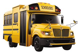 Yellow School Bus Png PNG images