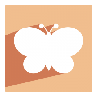Simple Butterfly Png PNG images