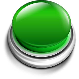 Green Push Button Icon Png PNG images