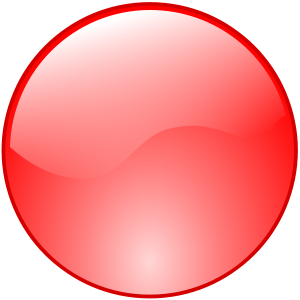 Red Button Icon Png PNG images