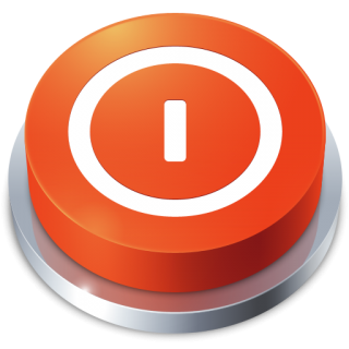 Shutdown Button Icon Png PNG images