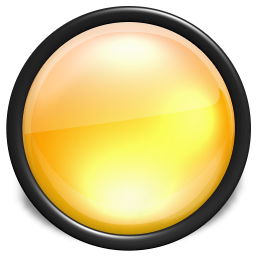 Yellow Button Icon Png PNG images