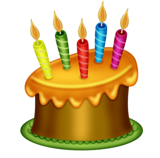 Birthday Celebration Cake Png PNG images
