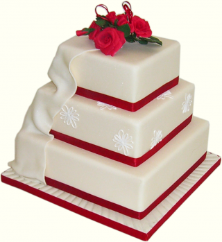 Wedding Celebration Cake Png PNG images