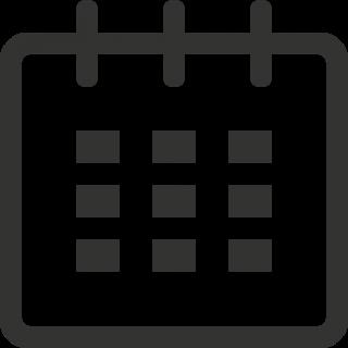 Calendar Icon, Transparent Calendar.PNG Images & Vector - FreeIconsPNG