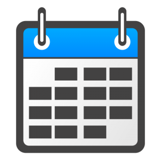 Calendar Icon, Transparent Calendar.PNG Images & Vector - FreeIconsPNG