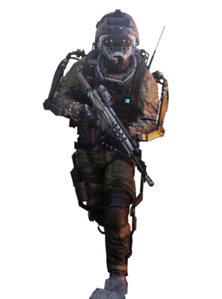 Call Of Duty Advanced Warfare Png PNG images