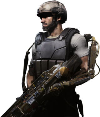 Call Of Duty Advanced Warfare Png Photo PNG images