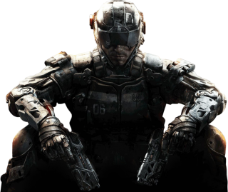 Call Of Duty Black Ops III Render Png Image PNG images