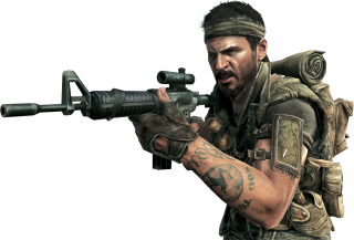 Call Of Duty Black Ops PNG File PNG images