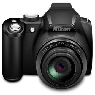 Nikon Photography Png, Black Camera PNG images