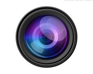 HD Camera Lens Icon PNG images
