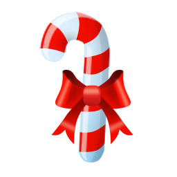 Candy Cane Files Free PNG images