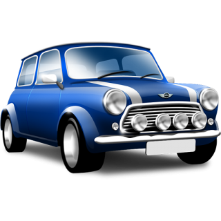 Blue Car Icon PNG images