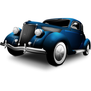 Old Car Icon Png PNG images