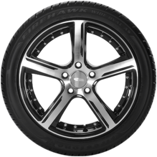 Firestone Firehawk Tires For Performance Driving PNG images