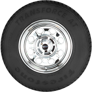 Firestone Transforce Truck Tires For On And Off Road Traction PNG images