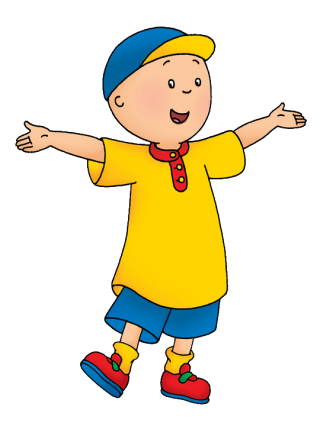 Cartoon Characters Caillou PNG Picture PNG images