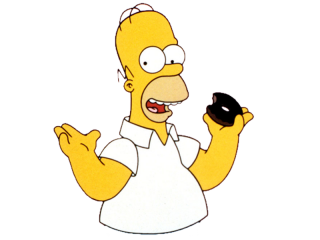 Cartoon Characters Simpsons (PNG) PNG images