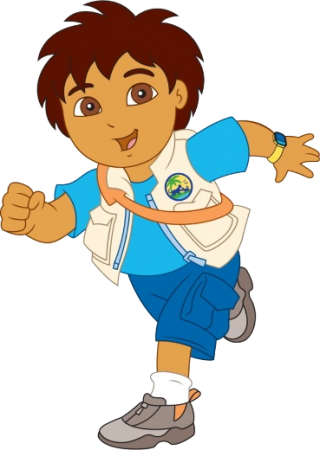 Diego Cartoon Characters Dora The Explorer PNG PNG images