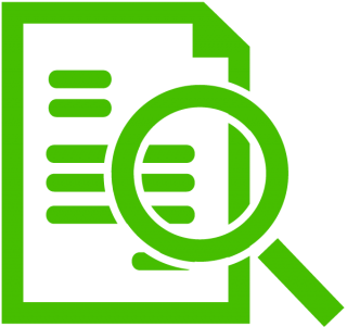 Case Studies Icon Green PNG images