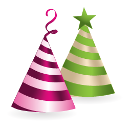 Party Celebration Icon Png PNG images