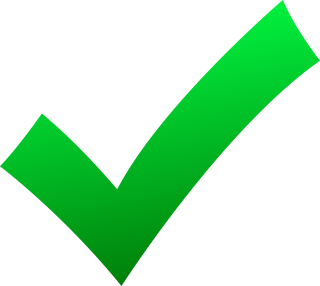 Checked Correct Right Yes Checkmark PNG images