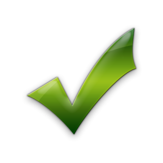 Heavy Check Mark Icon PNG images