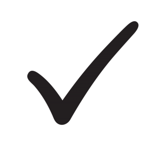 Black Checkmark Png PNG images