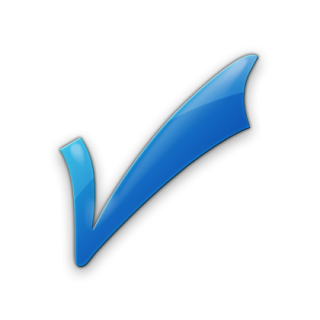 Blue Checkmark Png PNG images