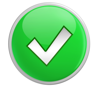Rouind Checkmark Png PNG images