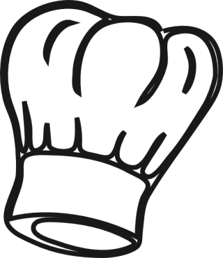 Transparent Chef Hat Background PNG images